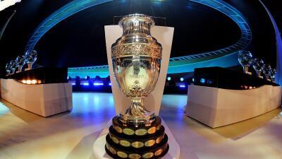 No te pierdas el minuto a minuto del Sorteo de Grupos de la Copa América Centenario