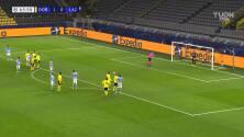¡Lo empató la Lazio! Inmobile puso el 1-1 ante el Dortmund