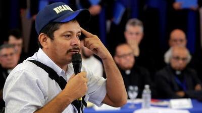 La historia del líder campesino que participó en protestas contra Ortega y fue condenado a 216 años de cárcel