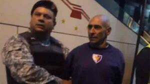 Detienen al DT de Fénix antes de enfrentar a Nacional pero el plantel logra su liberación