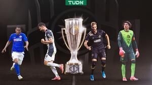 ¡Listas las Semifinales de la Liga de Campeones de la Concacaf!