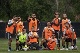 Así cerró México su preparación de cara a su segundo choque de la Copa Oro ante Canadá