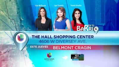 "La gira ""En Tu Barrio"" llega a Belmont Cragin este jueves"