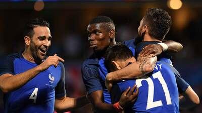 """Previo Francia vs. Rumanía: La anfitriona abre su Euro y grita al mundo """"Allez La France"""""""