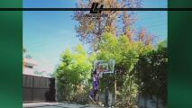 ¡Gran clavada! Carlos Vela listo para la NBA