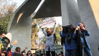 ¿Qué está pasando en Irán? Esto es lo que sabe hasta ahora