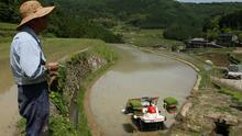 La vida rural de Japón está desapareciendo