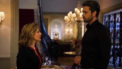 A Ricardo no le importó saber que Débora tiene un romance con Luca