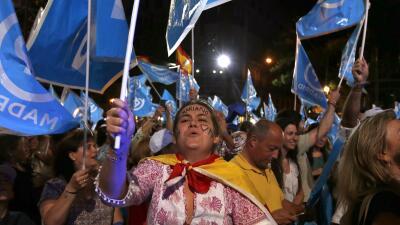 El Partido Popular sale reforzado en la repetición de elecciones en España