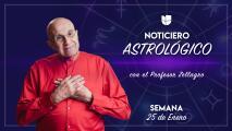 Noticiero astrológico: semana del 25 al 31 de enero