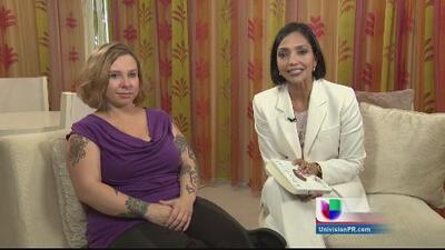 Mujer secuestrada por Ariel Castro durante 11 años abre su corazón a Nuria Sebazco