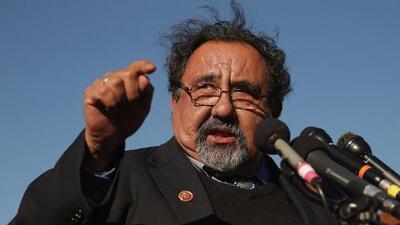 Un mexicoamericano y una puertorriqueña, los latinos que lideran la agenda legislativa en este Congreso