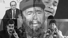 Presidentes del mundo envían sus condolencias a familiares de Fidel Castro y a los cubanos