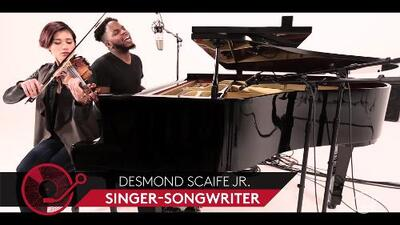 Desmond Scaife, Jr. doesn't believe in genres, only in H.E.M. - highly emotional music