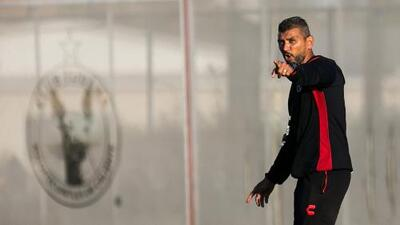 Frankie Oviedo desea quedarse en el banquillo de Tijuana