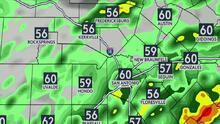 Nueva ronda de tormentas podría traer granizo y vientos dañinos al centro de Texas