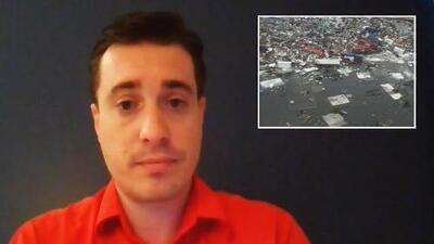 """""""Destrucción casi total"""": la Cruz Roja Internacional ya está en Bahamas para la reconstrucción """"a largo plazo"""""""