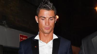 'CR7' contó cuando se disfrazó para irse de fiesta por Madrid