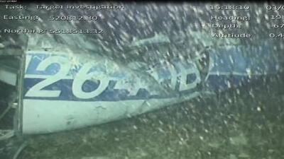 Encuentran un cuerpo en los restos del avión de Emiliano Sala