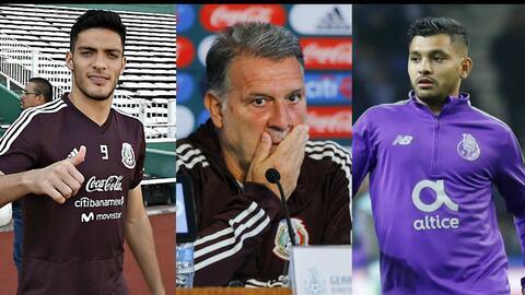 """Jiménez respeta las reglas de Martino con el Tri: """"Debes estar comprometido, venir es un orgullo"""""""