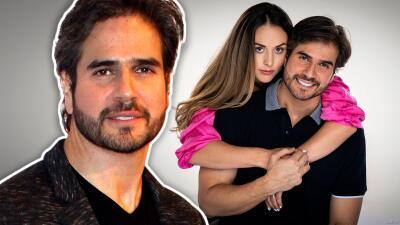 El emotivo mensaje de Daniel Arenas tras su salida de 'Mi marido tiene más familia'