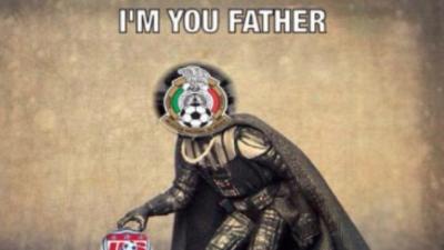 Los memes no perdonaron a México ni a Estados Unidos tras el empate 1-1 en el Azteca