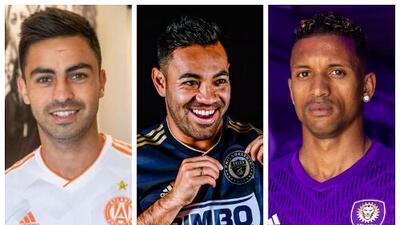 Que no te sorprendan: estos 5 fichajes darán que hablar en la temporada 2019 de MLS