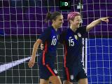¡Inspiran en el Team USA! Megan Rapinoe y Carli Lloyd y su gran legado