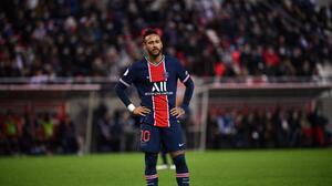 Neymar tiene una contractura muscular y es duda ante el Angers