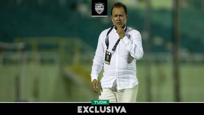 Paco Jémez califica como un acierto la contratación de Juan Reynoso