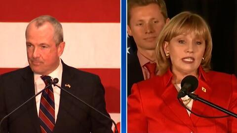 'Nueva York en un Minuto': Phil Murphy y Kim Guadagno ganaron las elecciones primarias en New Jersey