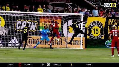 De último minuto Jozy Altidore le da el empate a Toronto FC