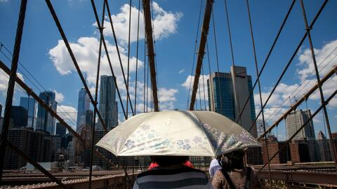 Ventana al Tiempo: Extienden alerta de calor en Nueva York hasta la noche del jueves