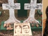 """""""Estoy parada aquí por los que ya no pueden pararse"""": la protesta pacífica de Mariana Nogales, de Victoria Ciudadana, en el funeral de Romero Barceló"""