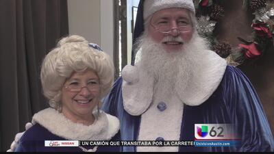 Inicia la operación Blue Santa en Austin