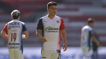 """Beltrán sigue los consejos de Almeyda: """"No quiero tener conflictos"""""""