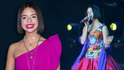 Tras deslumbrar cantando 'Shallow', Ángela Aguilar confirma que grabará temas en inglés para su nuevo disco