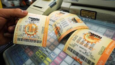 El boleto ganador del premio de $522 millones del Mega Millons se vendió en California