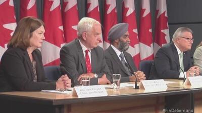 Malas noticias para los refugiados sirios en Canadá