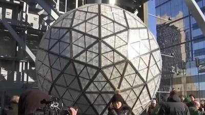 La lista de deseos para 2019 y la gran esfera de Año Nuevo, los protagonistas de esta noche en Times Square
