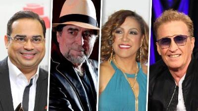 Gilberto Santa Rosa, Joaquín Sabina, Milly Quezada, Emmanuel y otros recibirán el Premio a la Excelencia Musical en Latin GRAMMY 2021   Latin GRAMMY   Univision