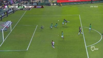 Herrera evita el gol de Alebrijes con una barrida milagrosa