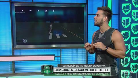RD-Tech: Soccer-1 la nueva herramienta para perfeccionar tu técnica de fútbol