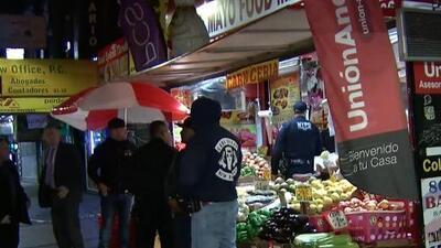 'Nueva York en un Minuto': Hombre muere baleado al interior de una bodega en Queens