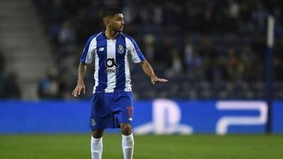 Jesús 'Tecatito' Corona no fue convocado para enfrentar al Liverpool