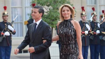 La actriz Angélica Rivera confirma su divorcio del expresidente Enrique Peña Nieto