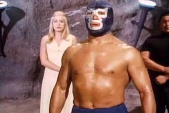 Blue Demon fue una estrella del cine, recorre su trayectoria