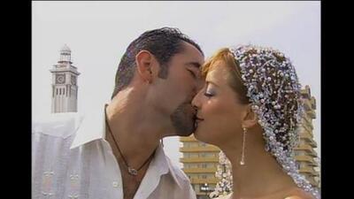 "Susana González y Eduardo Santamarina con ""Velo De Novia"""