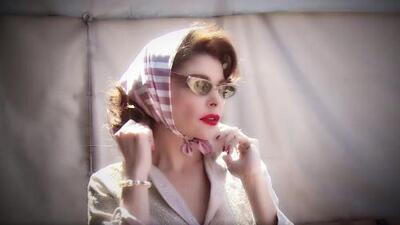 Itatí Cantoral será Silvia Pinal en la serie biográfica de la primera actriz