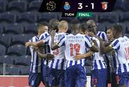 Debuta Porto con una victoria ante Sporting Braga en la Primeira Liga